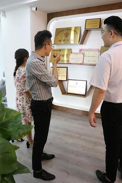 卓博科技7月16日新老客户沙龙圆满结束