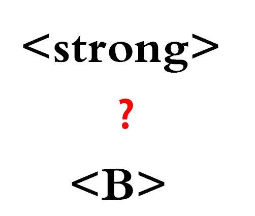济南网站建设公司代码篇之strong标签该如何使用